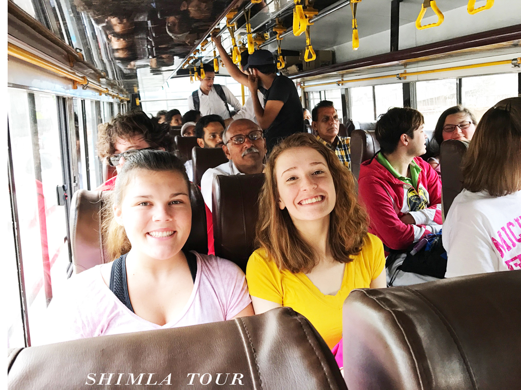 Shimla Tour with Foreigner Guest
