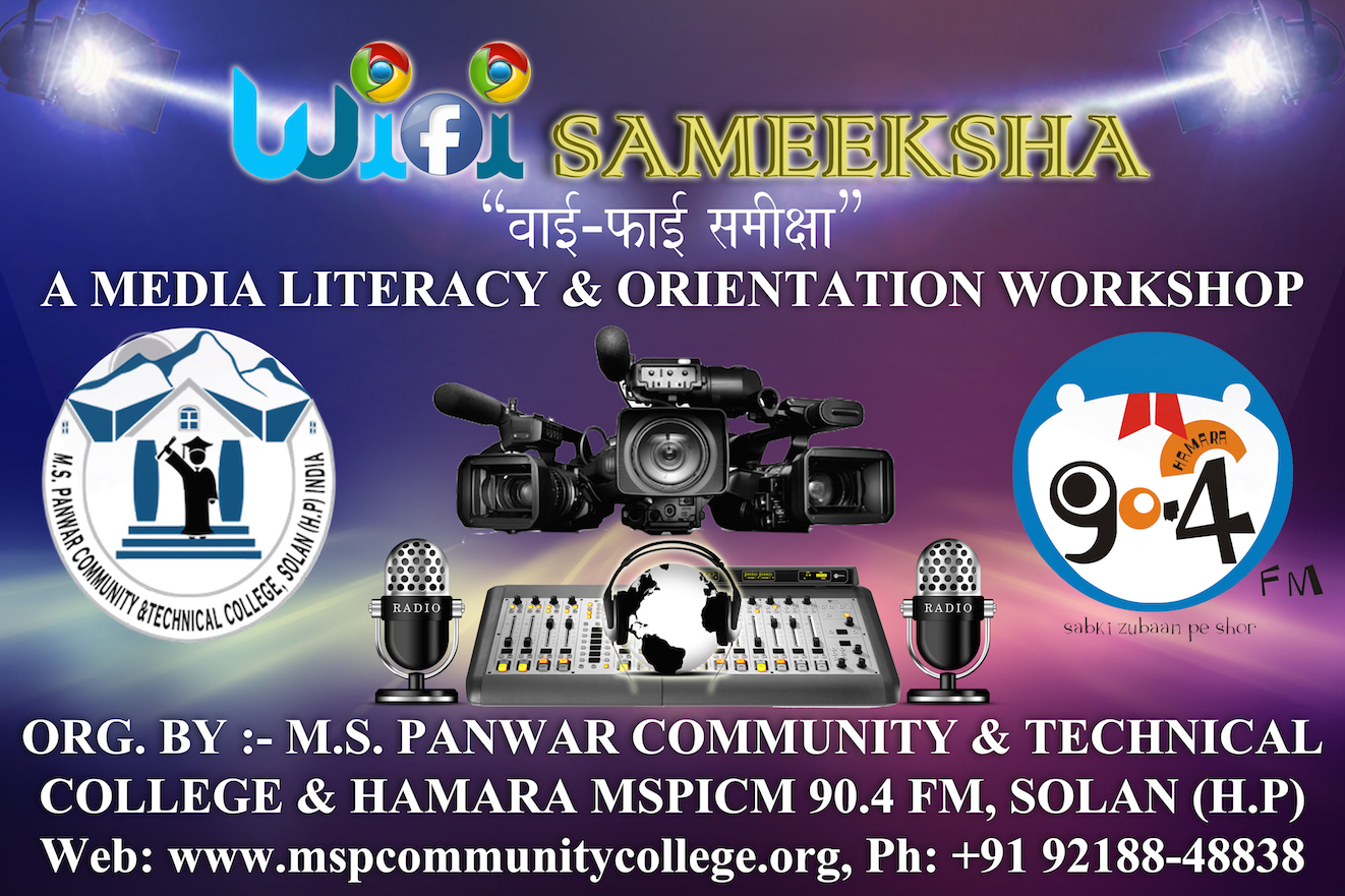 Media Literacy & Orientation Program